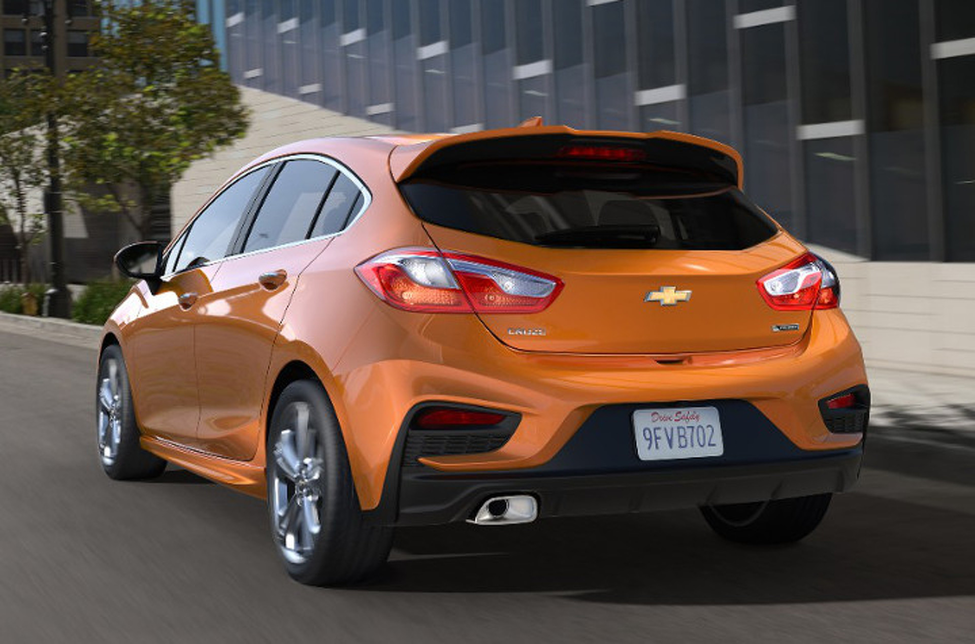 2017 Chevrolet Cruze Hatchback: 7 Things You Need to Know