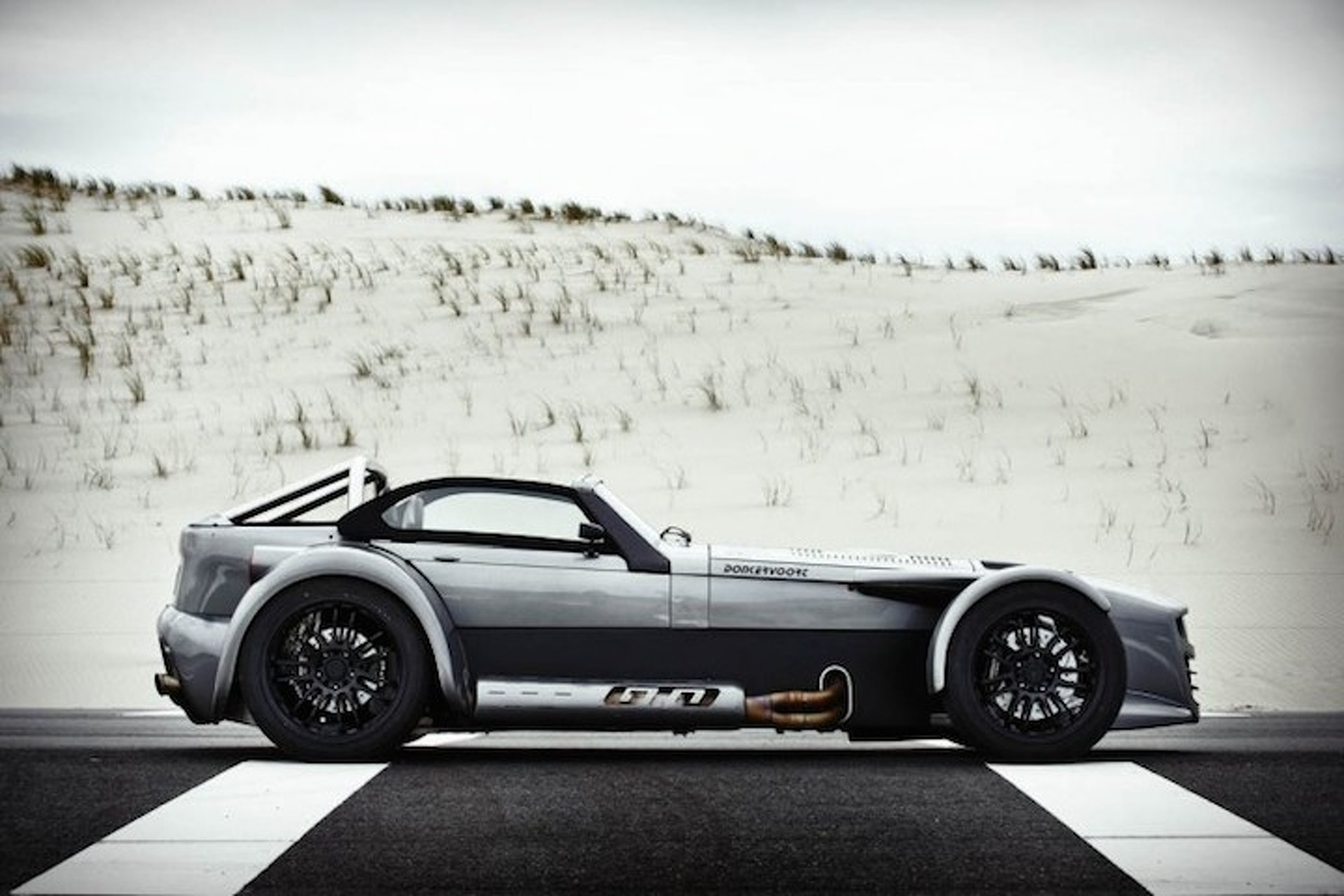 Donkervoort D8 GTO: A Wild Ride Inspired by Lotus 7 [w/Video]