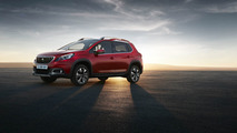 Peugeot 2008 restyling