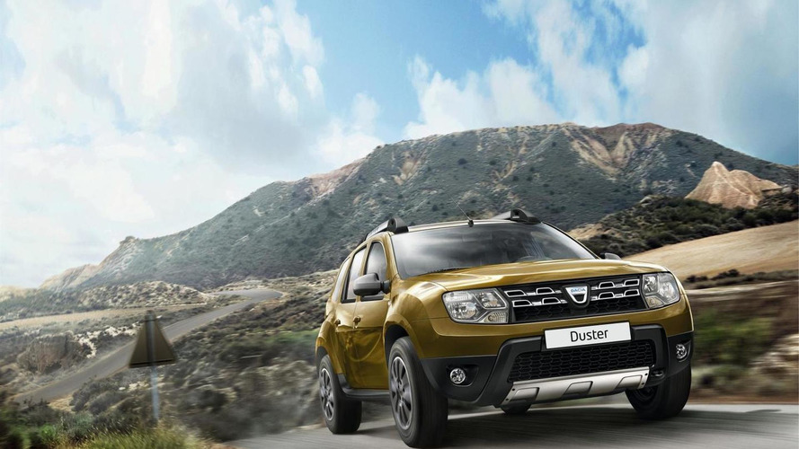 Dacia introduces automated manual gearbox and Duster Edition 2016