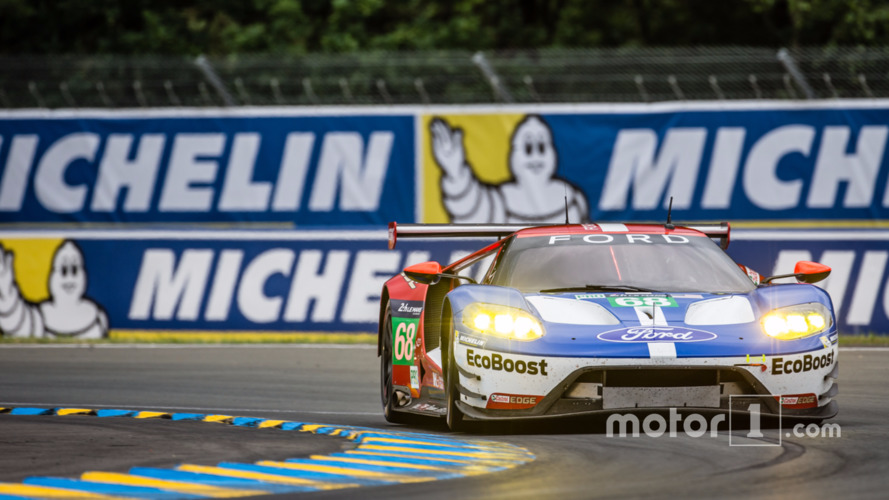 Ford commits to WEC, IMSA until 2019