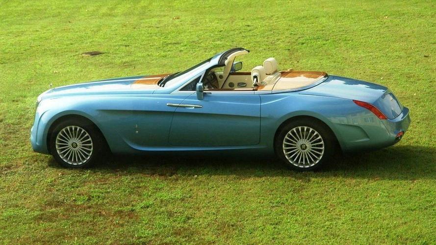 One-Off Pininfarina Rolls-Royce Hyperion for Sale for 4.5m Euros
