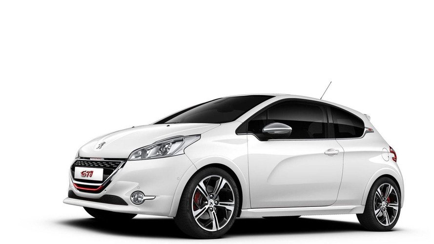 Only 29 Peugeot 208 GTis heading to UK, prices start at 20,495 pounds