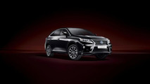 Lexus RX 450h and F SPORT press images leaked