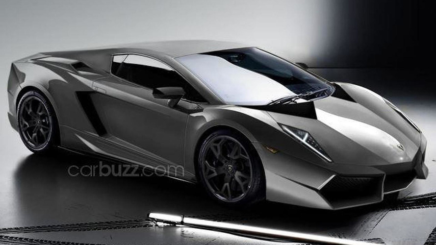 Lamborghini Cabrera digitially imagined