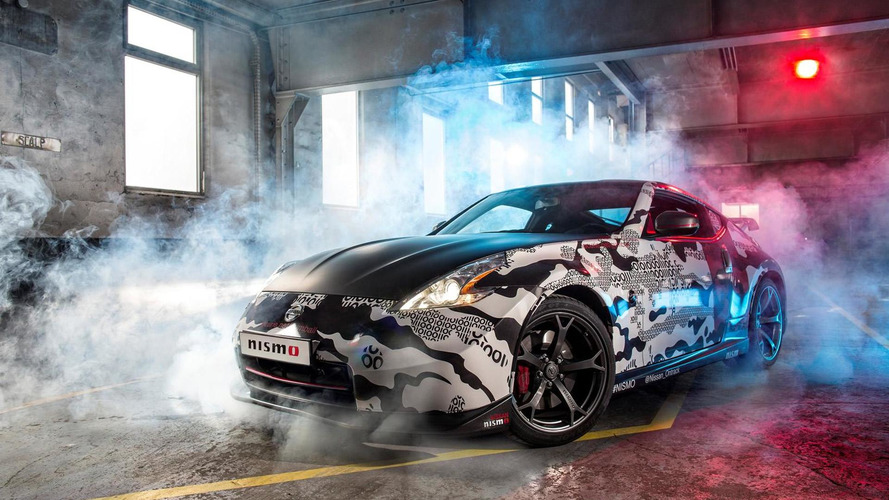 Nissan 370Z Nismo to participate at 2013 Gumball 3000 Rally