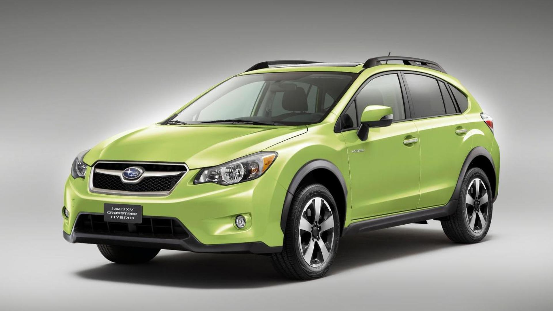 subaru plugin hybrid due next year ev in 2021