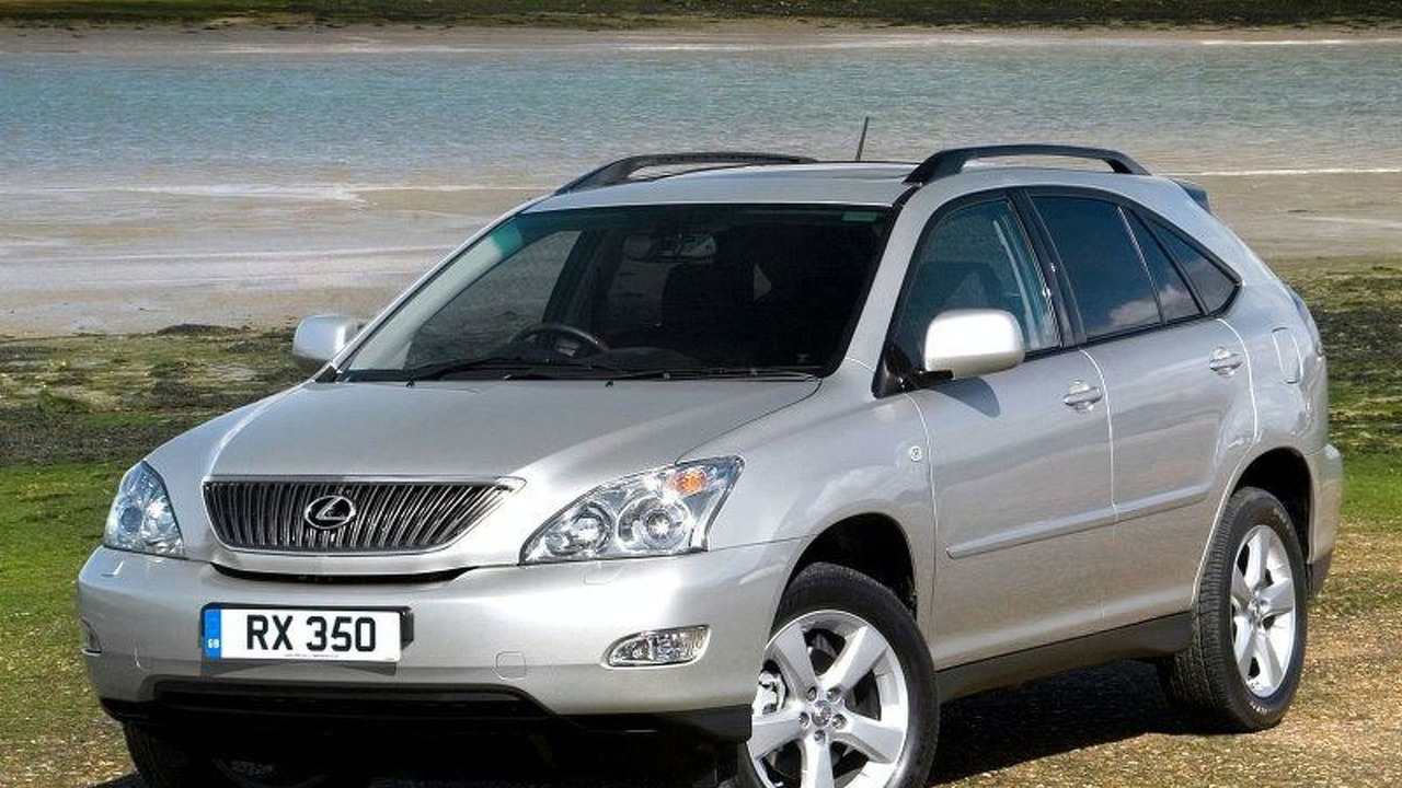 Lexus RX350 Limited Edition