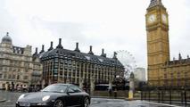 Porsche in Westminster
