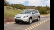 Nuova Toyota RAV4 EV, SUV elettrica per gli USA