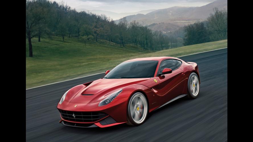 Ferrari F12berlinetta, l'anima F1 che c'è in lei