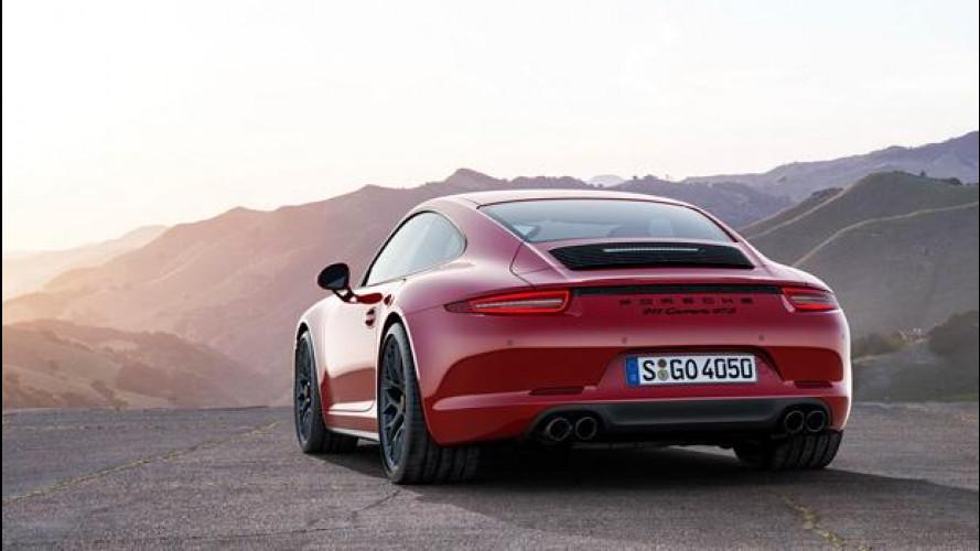 Porsche 911 Carrera GTS, la più bella (da guidare)