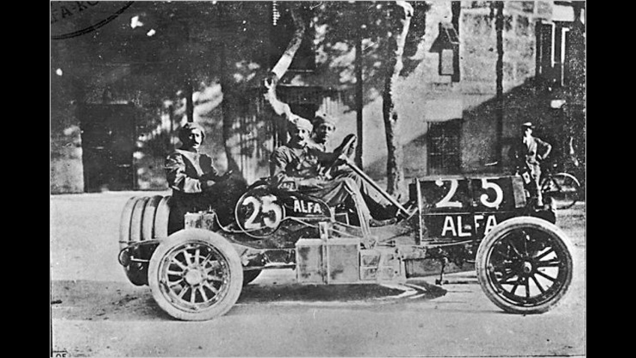 Alfa 24 HP Targa Florio (1911)