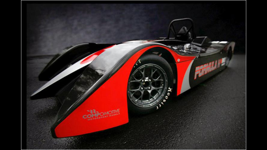 Wasser-Sport: Der Formula H spurtet mit Wasserstoff