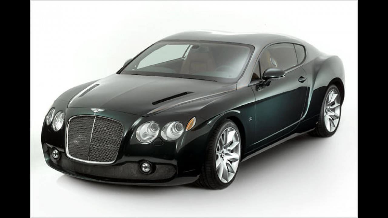 Dreamcars: Bentley Zagato GTZ