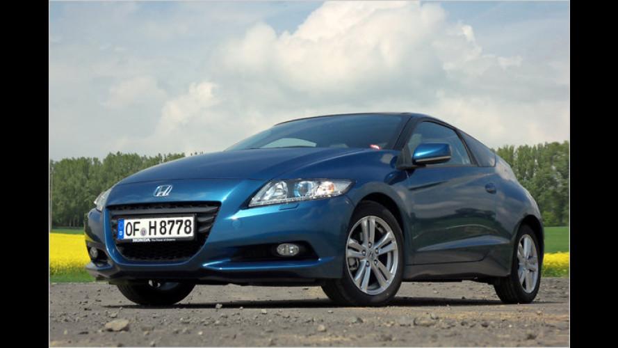 Honda CR-Z im Test: Kurz, breit – und frech trotz Hybrid