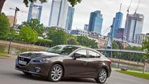 2014 Mazda3 Sedan returns in lots of official photos
