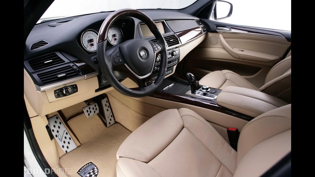 Lumma Design BMW X5 CLR X530 Diesel