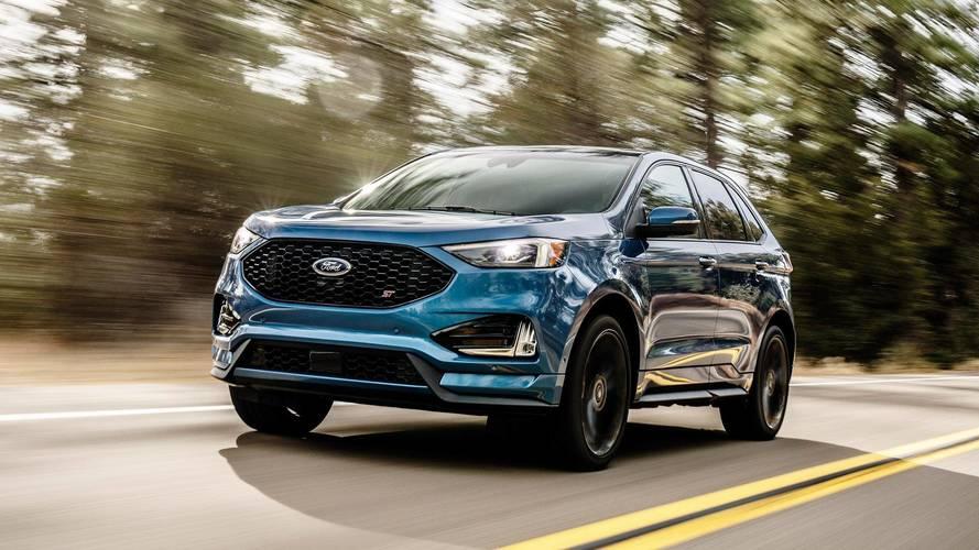 Ford Edge 2019 ganha novo visual e versão ST com 340 cv