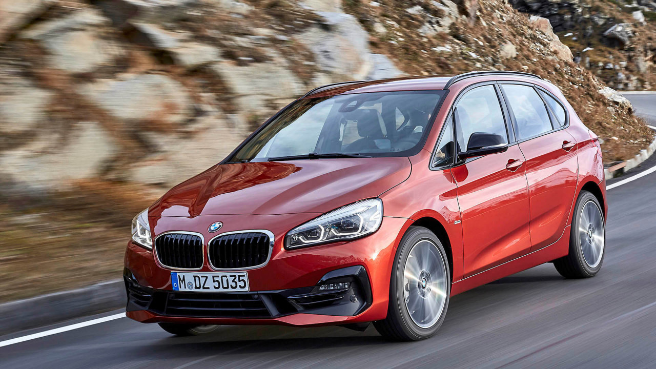 BMW 2er Active Tourer, Mini Countryman & Co.