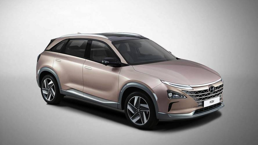 Audi And Hyundai Team Up To Work On Fuel Cell Tech