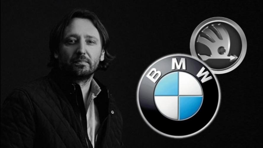 """BMW """"ruba"""" a Skoda il capo del design"""