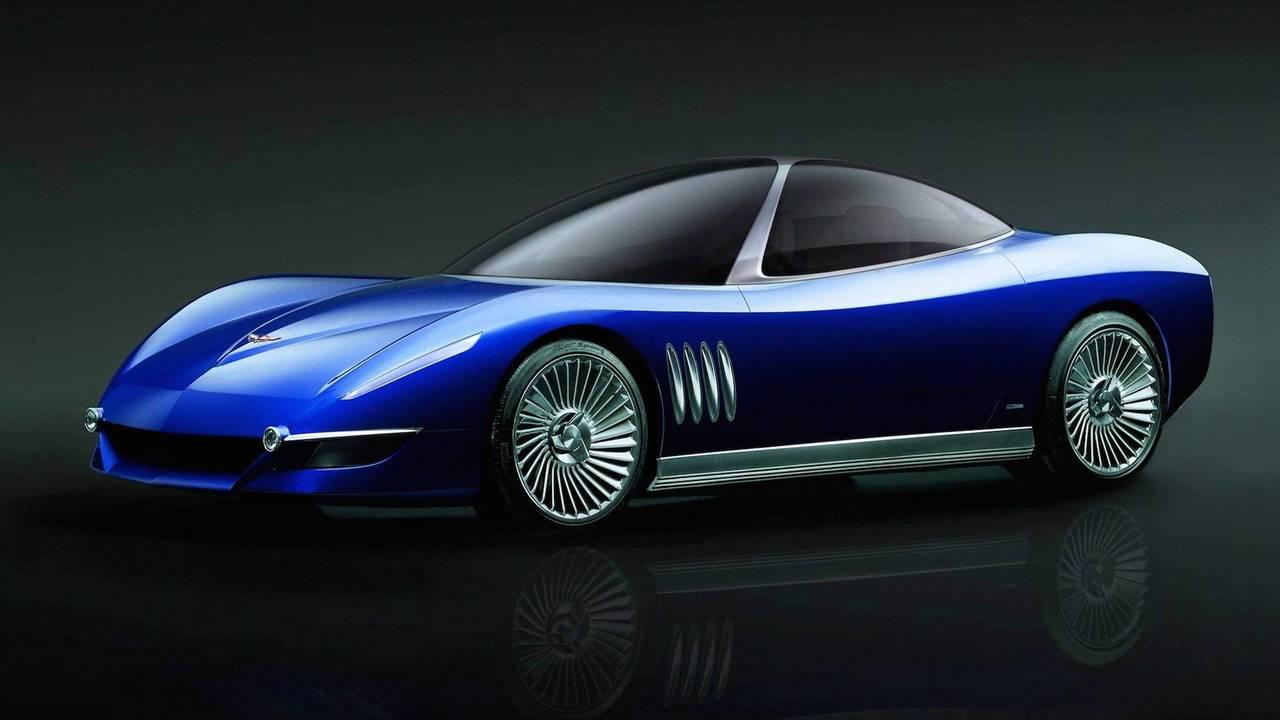2003 - Chevrolet Corvette Moray Concept