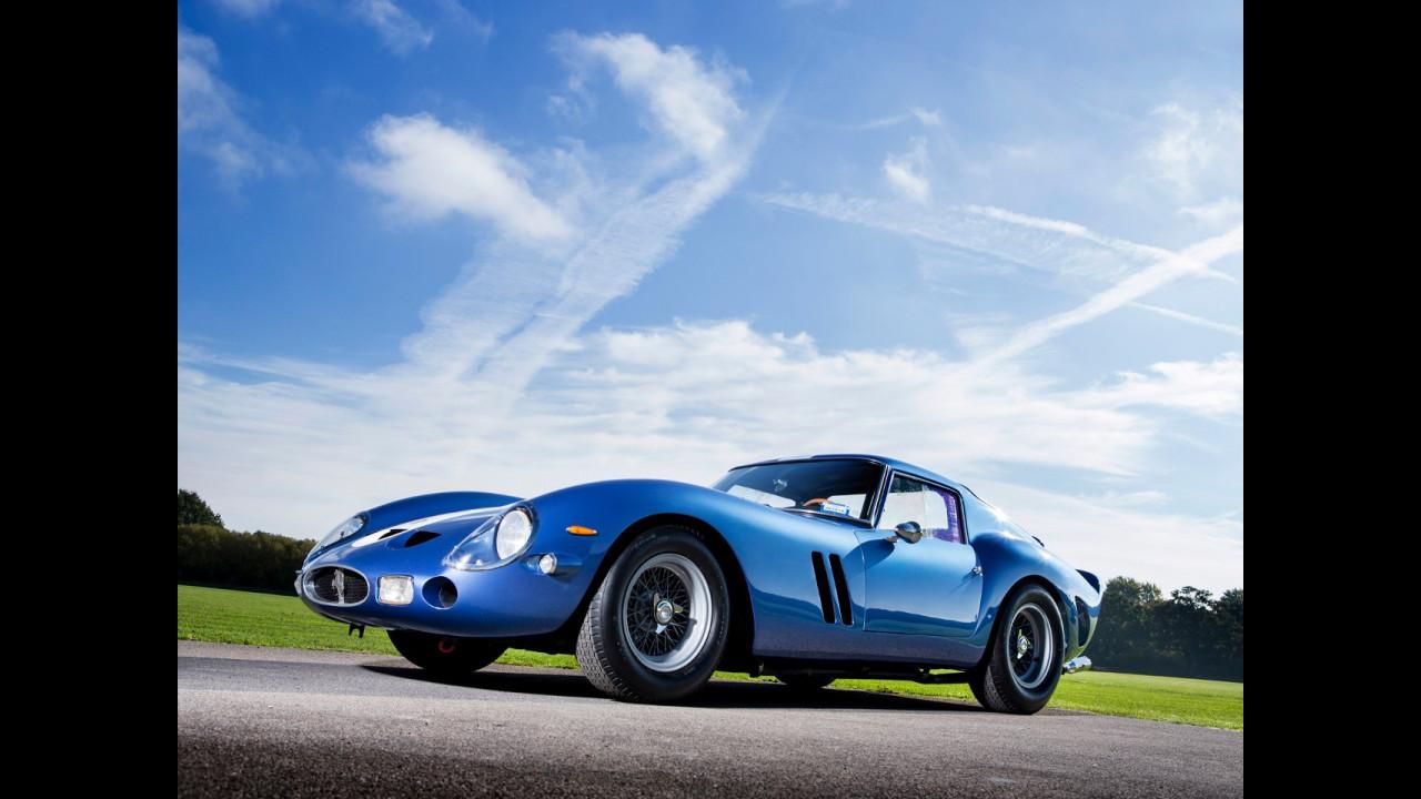 Ferrari 250 GTO, il secondo esemplare 001