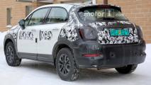 Fiat 500X restyling, foto spia