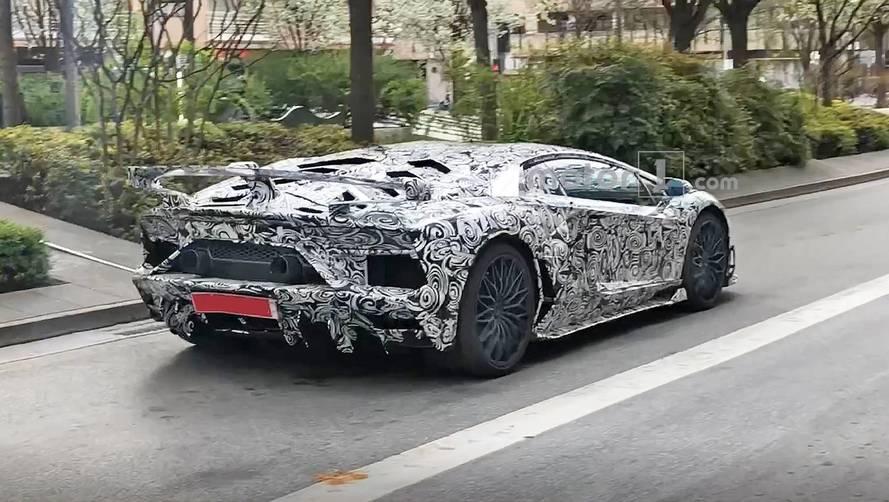 La Lamborghini Aventador SVJ veut mettre à mal la concurrence
