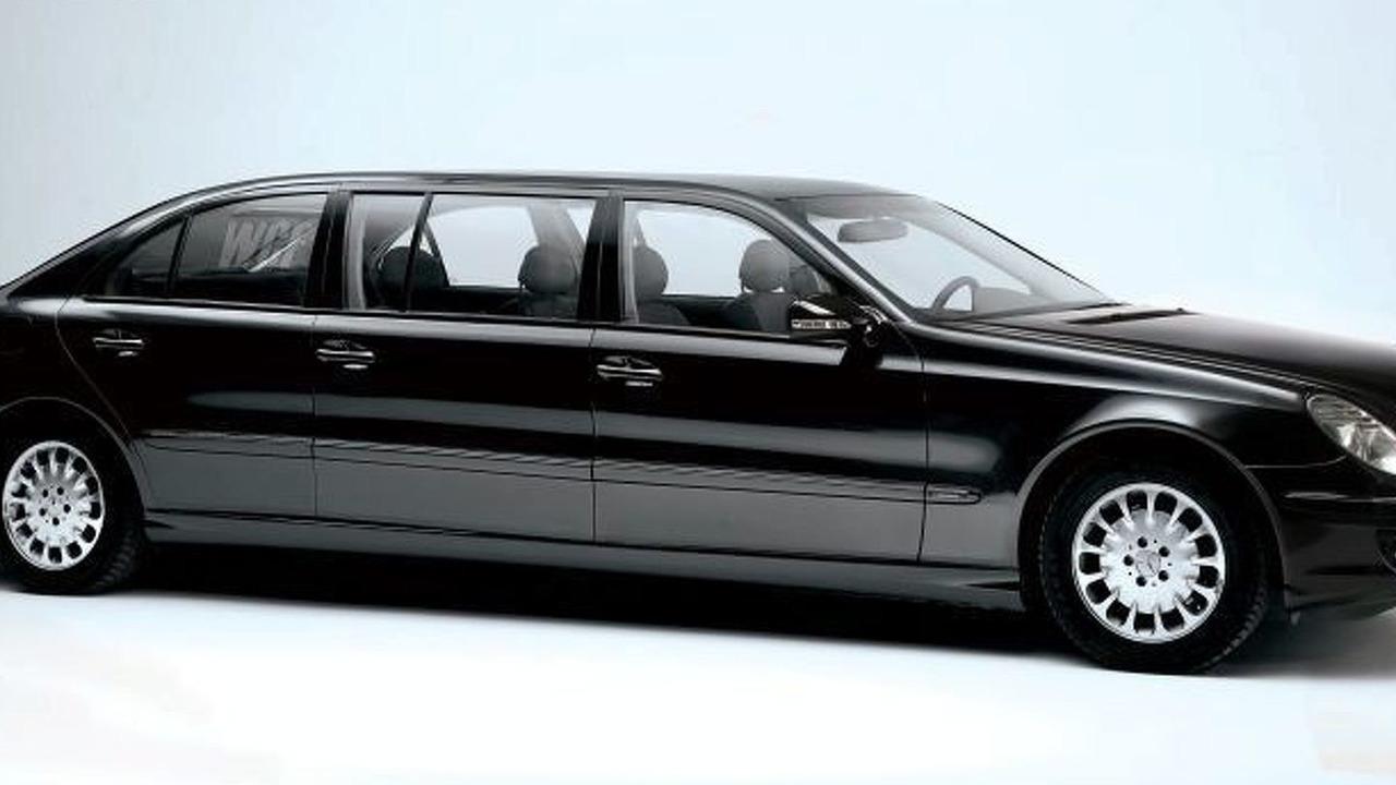 Binz Mercedes E-Class Facelift