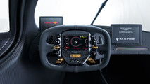 Aston Martin Valkyrie casi definitivo