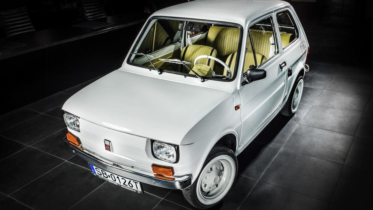 Polish Made Fiat 126p Turned Into Dream Car For Actor Tom