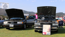 Audi at Legends of the Autobahn