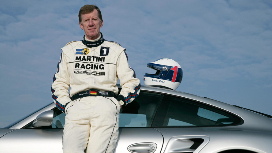 Walter Röhrl says cars are getting too quick for the Nürburgring