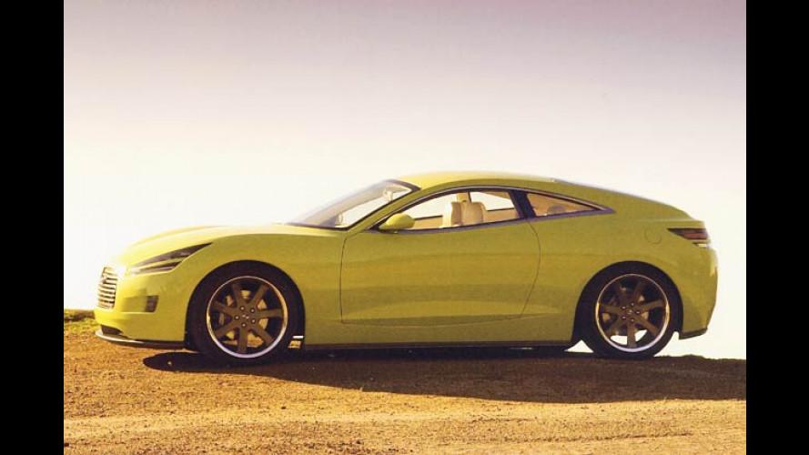 Hyundai HCD-8: Starke und extrem hübsche Coupé-Studie