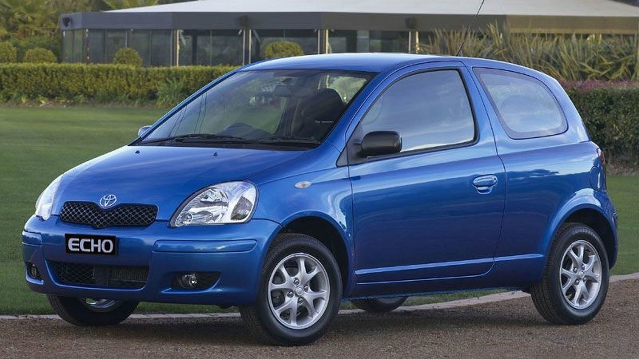 Toyota Echo Special Run-Out Edition