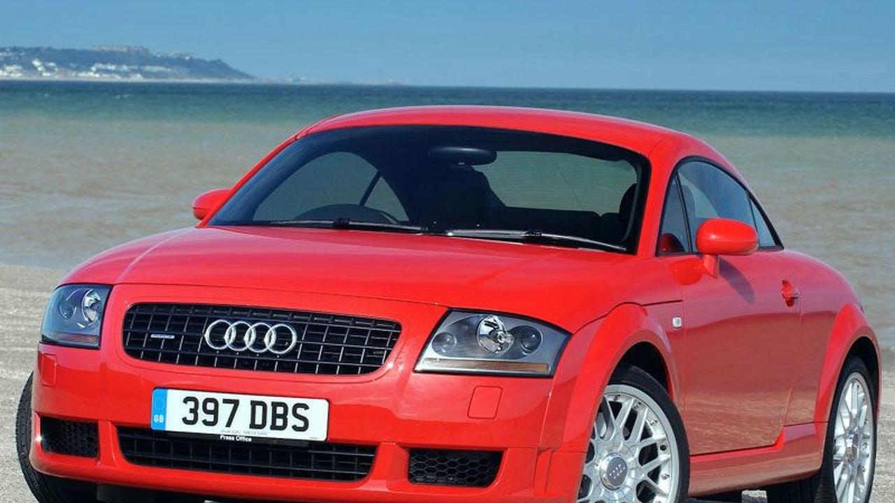 Audi TT Coupe 3.2 quattro