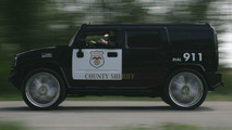 GeigerCars Builds World's Fastest Police HUMMER