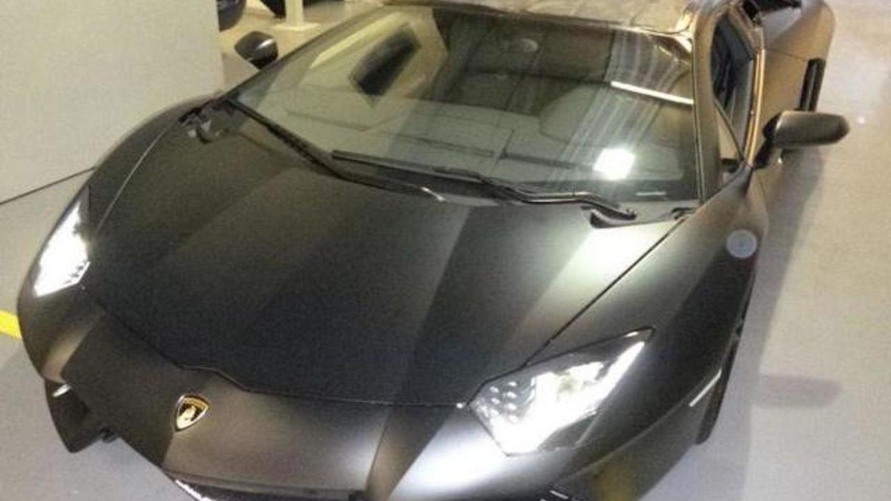 Lamborghini Aventador LP670 Spyder by Oakley Design