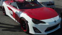 Scion FR-S Speedster by Cartel Customs revealed in California