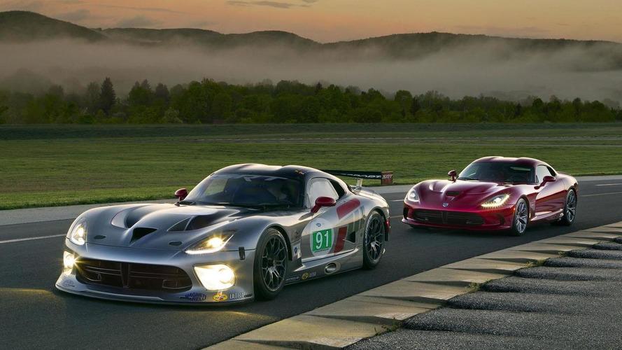 Ferrari boss Montezemolo 'Speechless' over 2013 SRT Viper - Marchione