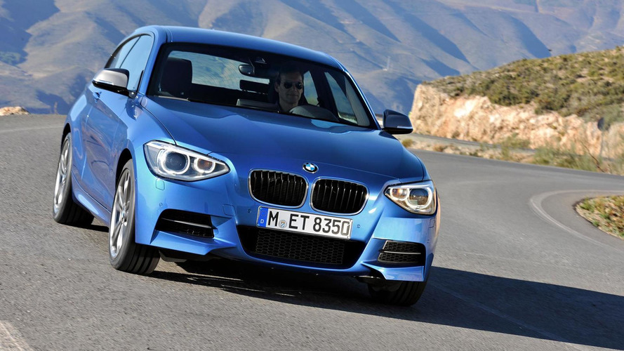 BMW M135i cabin engine sound is artificially enhanced [videos]