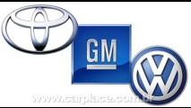 Volkswagen passa Ford e assume a 3ª posição no mercado global de veículos