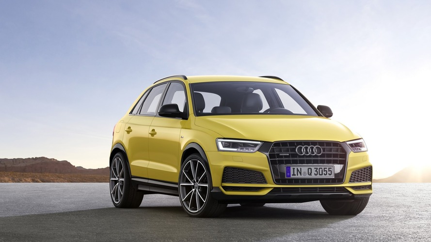 2018 Audi Q3 Gets Competition Package, Sport Trim In U.S.