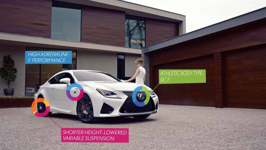 Lexus 23andMe April Fools Prank