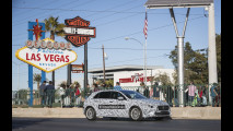 Nuova Mercedes Classe A, prime foto a Las Vegas