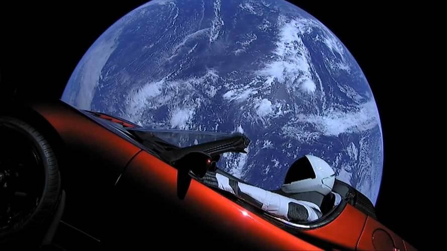 La NASA pourrait-elle interdire les voitures dans l'espace?