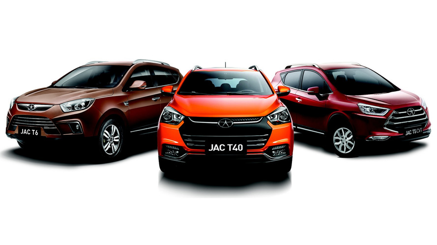 JAC T40 é o nome do novo SUV compacto que chega ao Brasil em maio