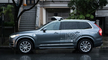 Volvo XC90 autonomous prototypes for Uber